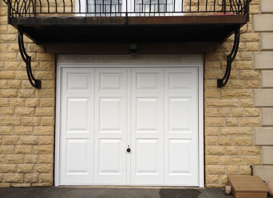 Hormann Georgian Garage Door